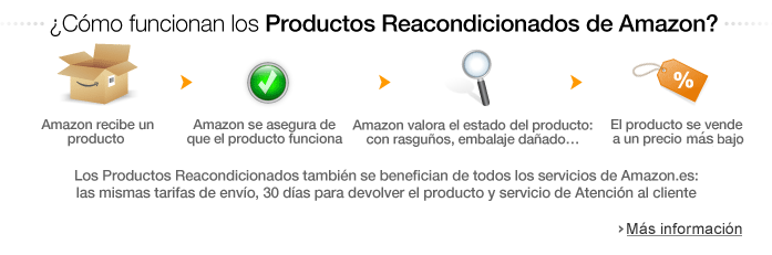 productos reacondicionados de amazon en oferta
