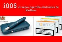 Cigarrillo electrónico iQOS