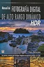Manual de Fotografía Digital de Alto Rango Dinámico