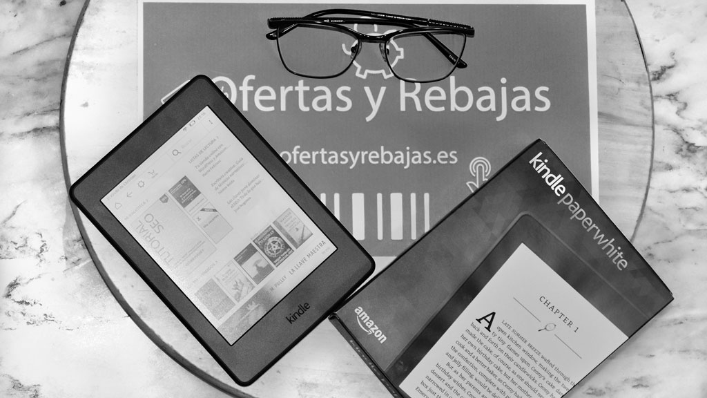 kindle paperwhite oferta 2017 amazon