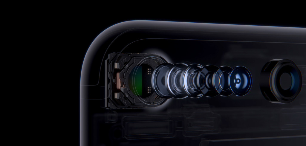 la mejor cámara de móviles es la del iphone 7 plus