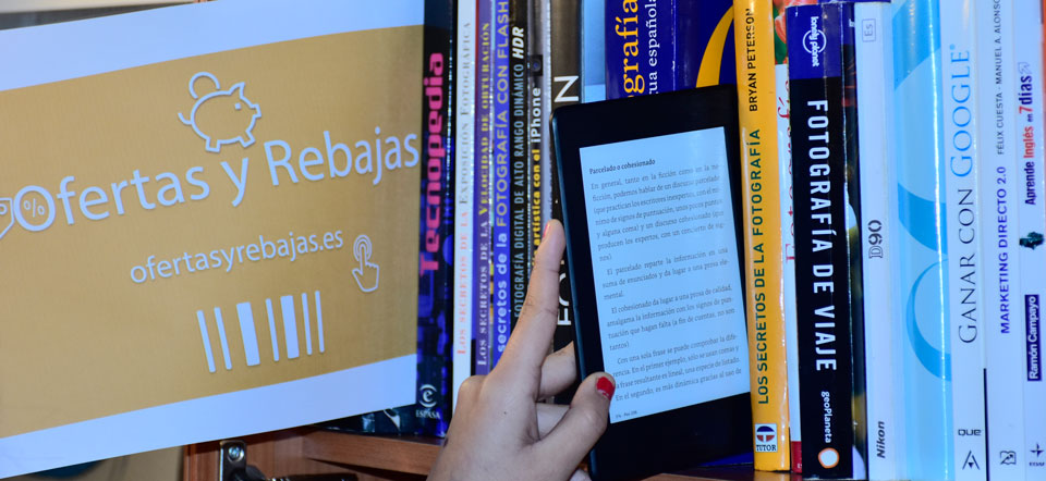 Kindle paperwhite pros y contras 2017