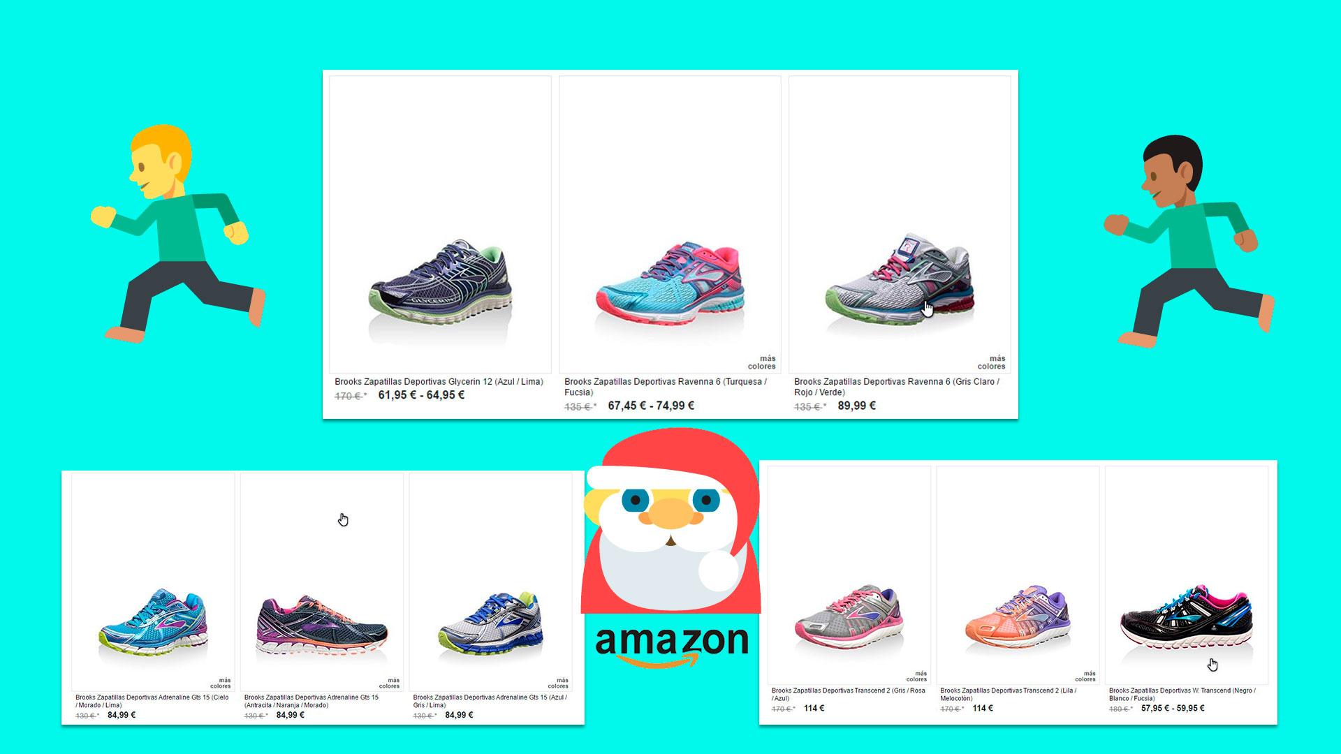 Zapatillas de running brooks baratas en amazon buyvip for Zapatillas de seguridad baratas