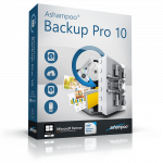 Ashampoo Backup Pro 10