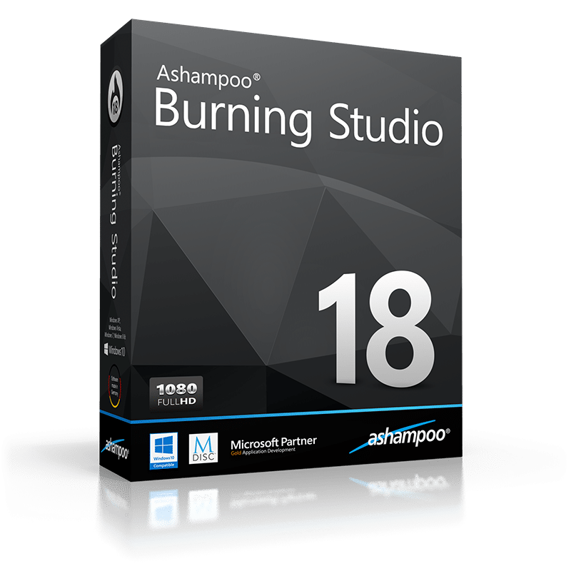 oferta ashampoo burning studio