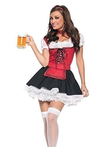 trajes bávaros para carnaval