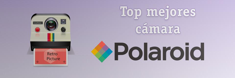 2b1dfd0ecb39f Top 5 mejores cámaras Polaroid