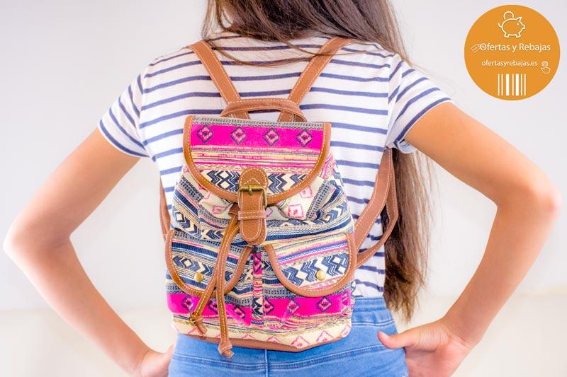 Los mejores modelos de mochilas étnicas