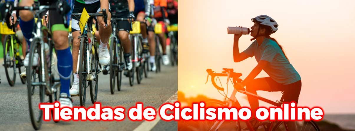 Tiendas online de ciclcismo