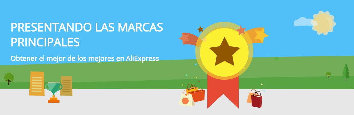 Listado de las mejores marcas en Aliexpress