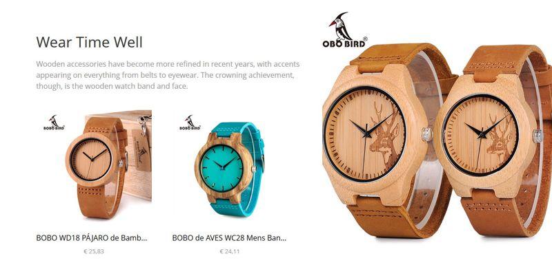 Los mejores relojes en Aliexpress