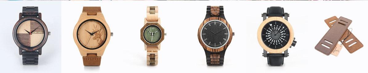 Relojes de madera aliexpress