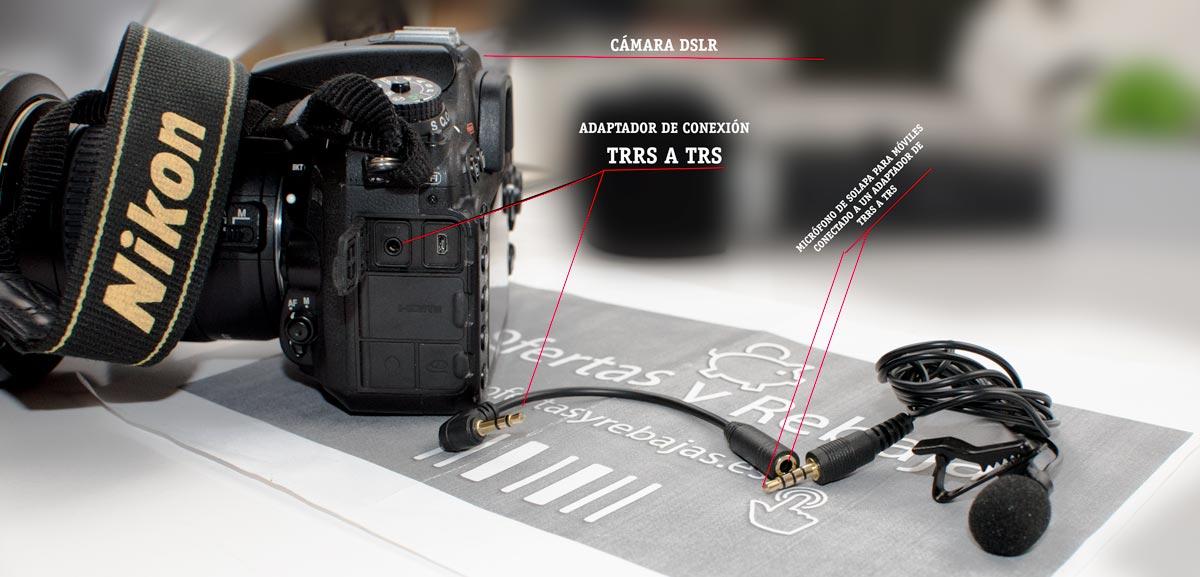 Mejor cable alargador mini Jack para micrófono de videocámara y DSLR