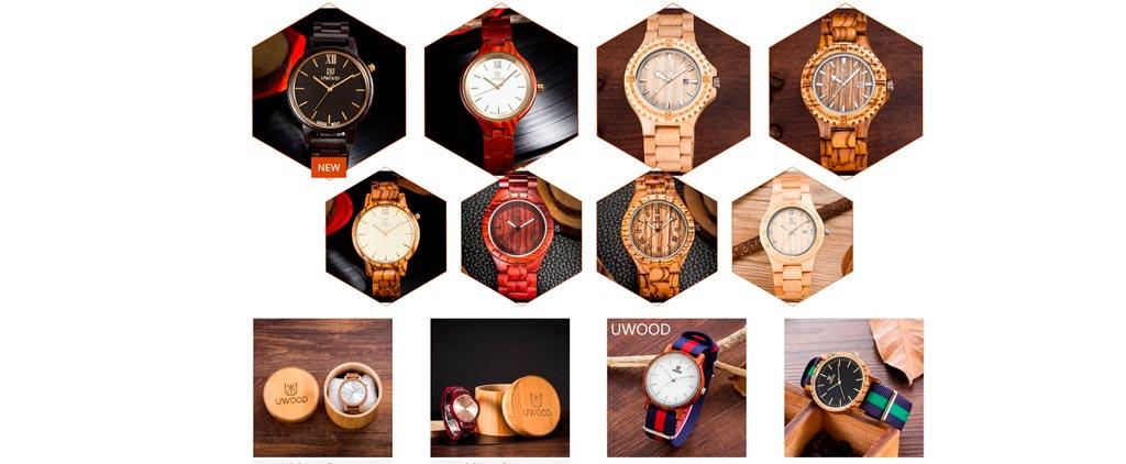 mejor reloj de madera 2018 sara carbonero