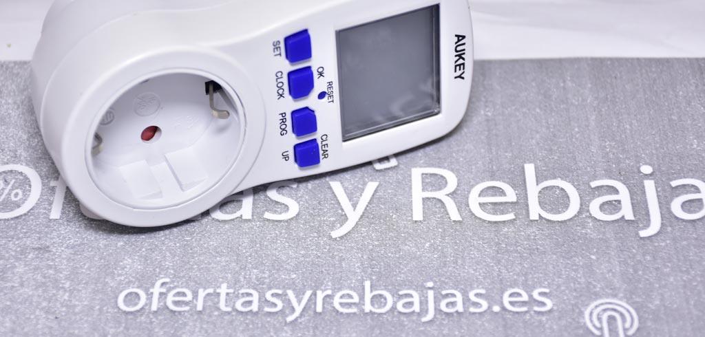El mejor temporizador digital programable, Aukey PA-R5