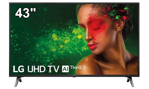 LG 43UM7100 - Smart TV de 43 pulgadas