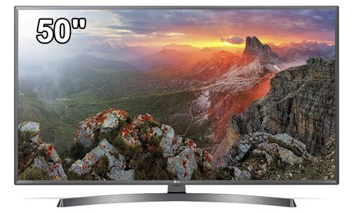 LG 50UK6750PLD - Smart TV de 50 pulgadas