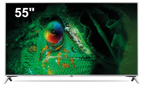 LG 55UJ651V - Smart TV de 55 pulgadas