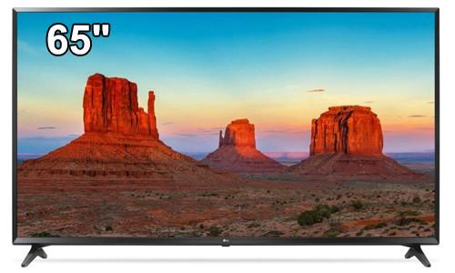LG 65UK6100PLB - Smart TV de 65 pulgadas