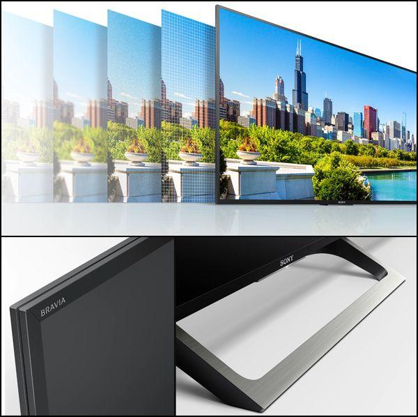 Pros y contras del televisor Sony KD55XE7096BAEP