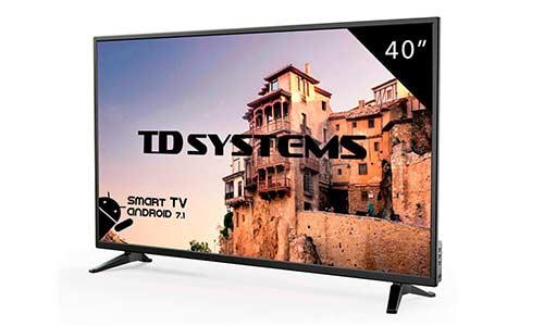 """TD Systems K40DLM8FS TV LED de 40"""""""