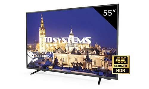"TD Systems K55DLY8US - TV 4K 55"""