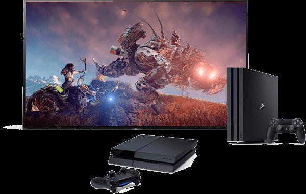 Ventajas y beneficios del televisor de Sony UltraHD 4K KD55XE7096BAEP