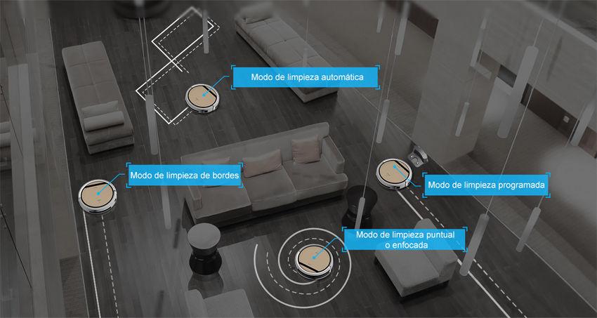 Beneficios-del-robot-de-limpieza-V5s-Pro
