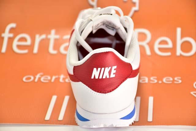 Nike Cortez Clásicas detalle trasero