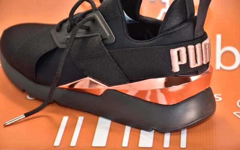 df087c51 Análisis Zapatillas Puma Muse. Puma Muse Satin EP Wn's, Zapatillas para  Mujer ...