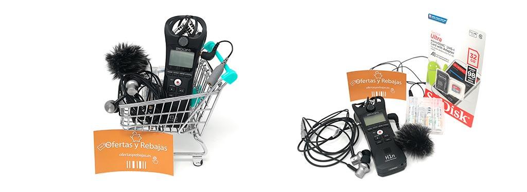 Mejores accesorios para la Zoom H1N