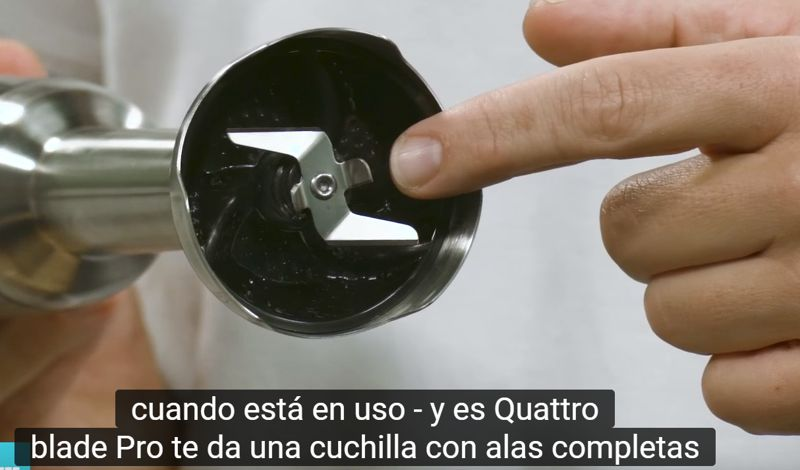 Qué significaQuatroBladePro