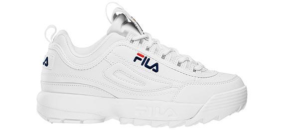 de calidad superior estilo distintivo tecnicas modernas Zapatillas【Fila Disruptor II 】» Modelos » Análisis ...