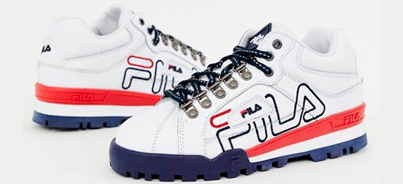 zapatillas fila Trailblazer
