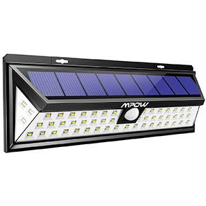 Mpow Foco Solar Exterio 54 LED