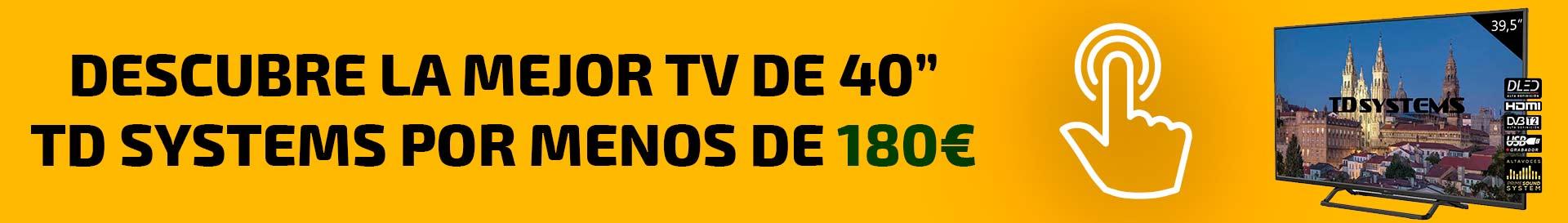 Mejor-TV-TD-SYSTEMS-por-menos-de-180€