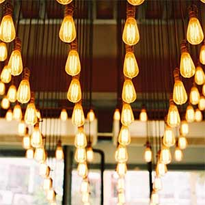 Bombilla LED Edison