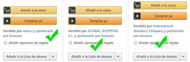 Cómo comprar joyas desde Amazon