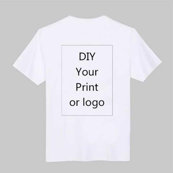 Camisetas personalizadas hombres