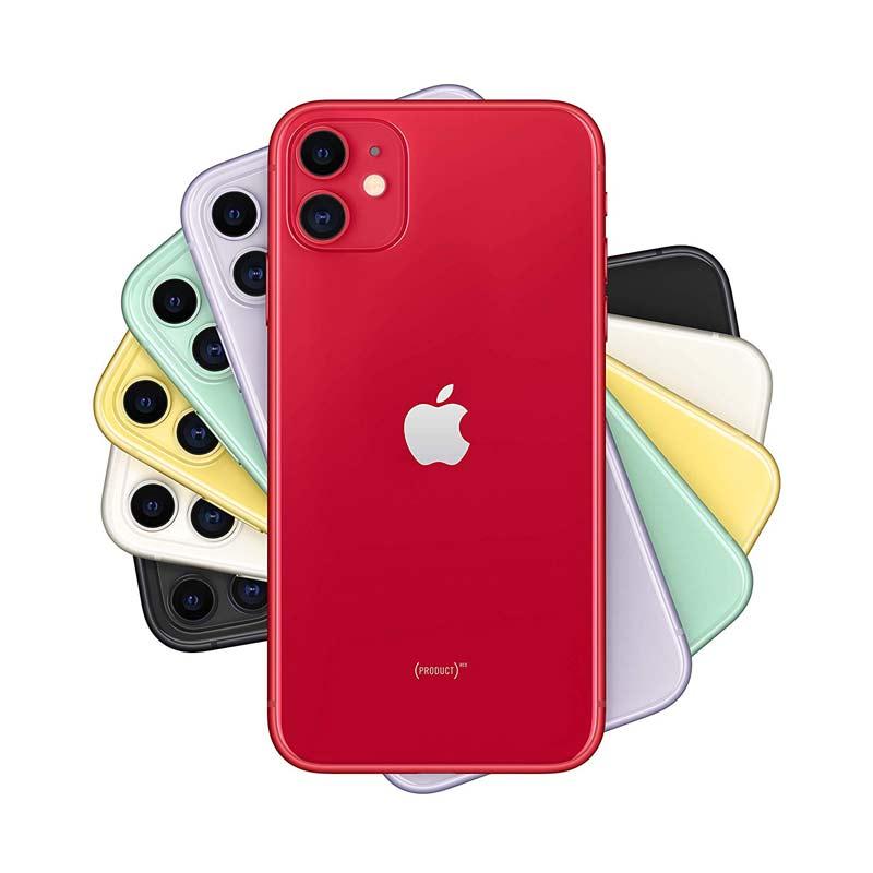 Color más vendido iPhone 11