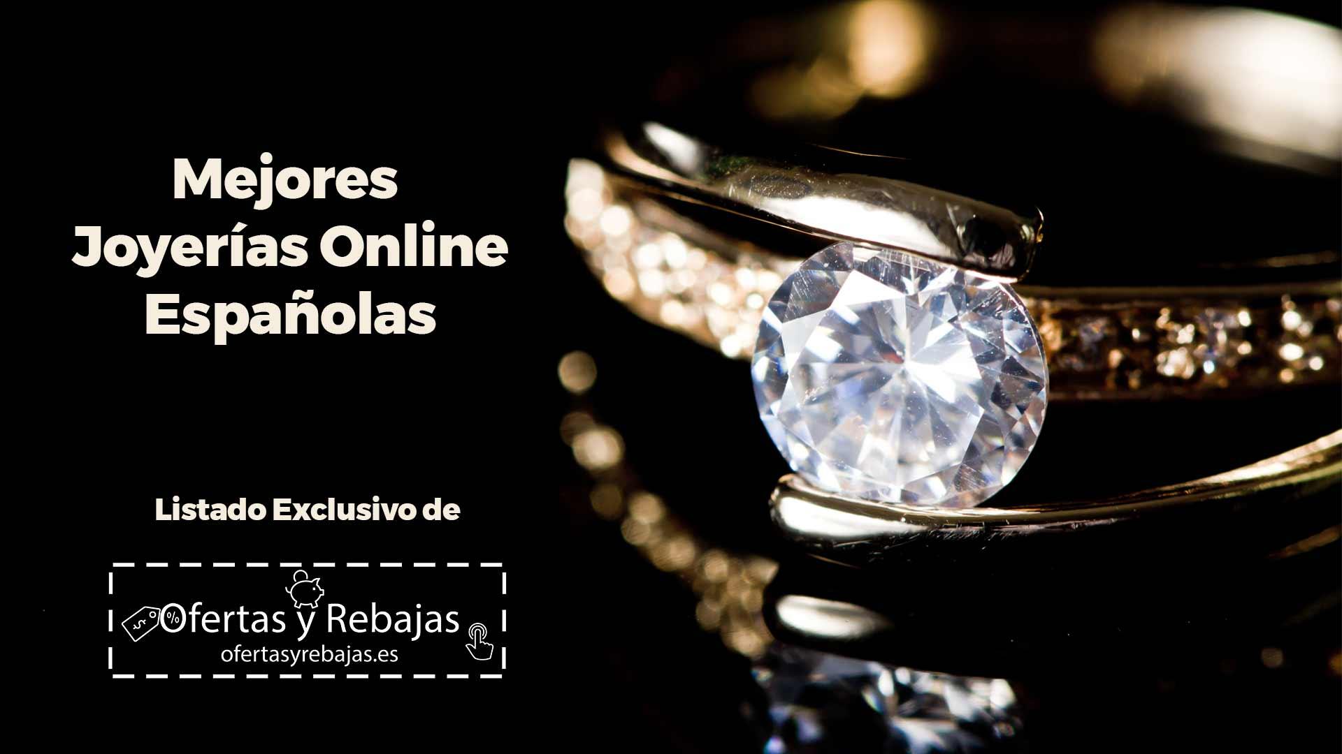 Mejores Joyerías Online Españolas