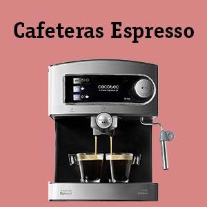 Cafeteras-espresso