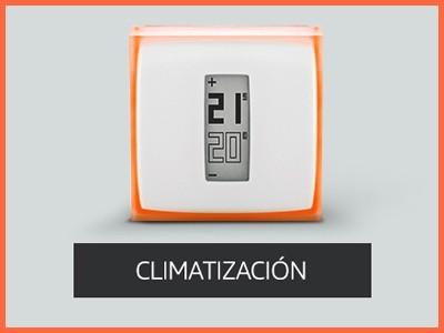 Dispositivos de Climatización compatibles con Amazon Alexa
