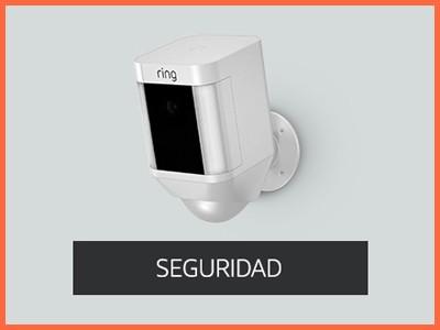 Dispositivos de Seguridad compatibles con Amazon Alexa