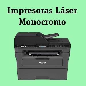 Impresoras láser monocromo