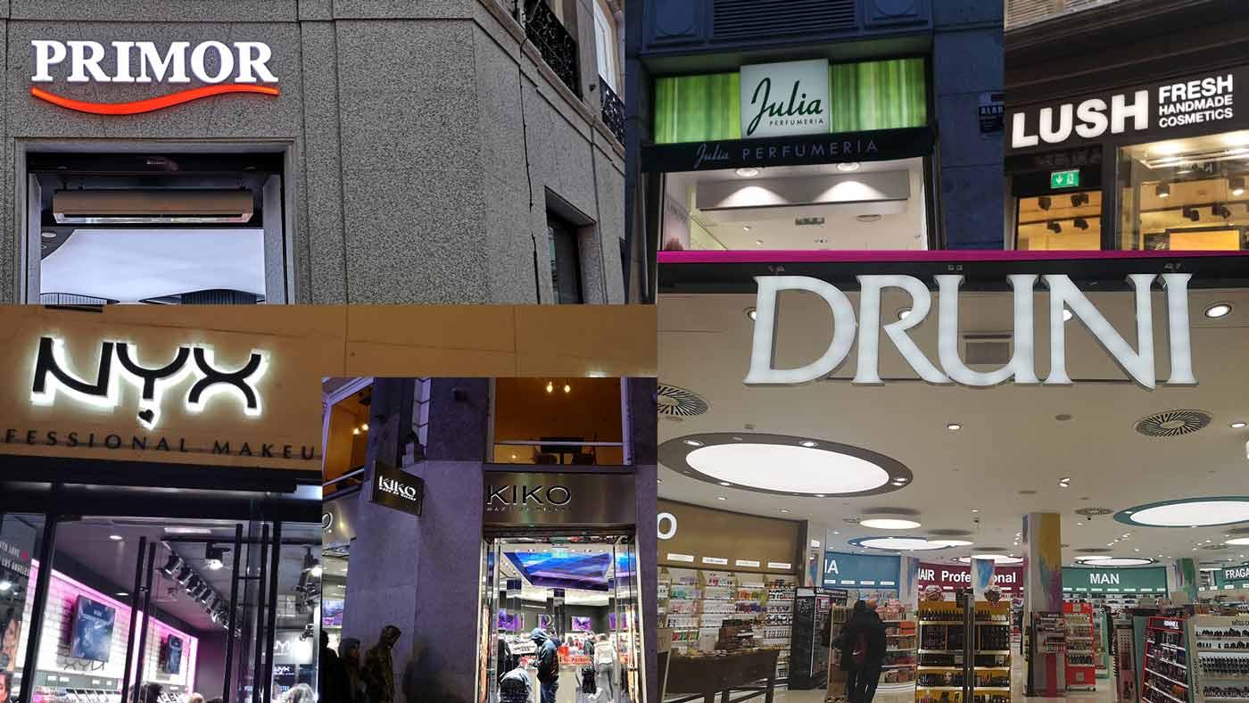 Mejores Tiendas Online para Comprar Cosmética y Productos de Belleza