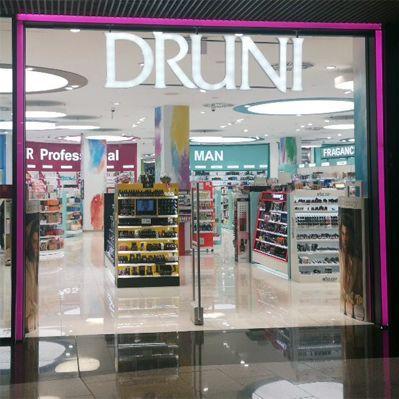 Tienda online de cosmética DRUNI
