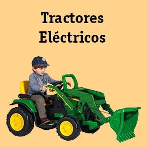 Tractores eléctricos
