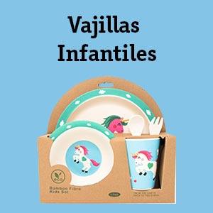 Vajillas Infantiles