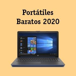portátiles baratos 2020